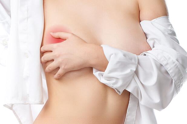 乳管の炎症