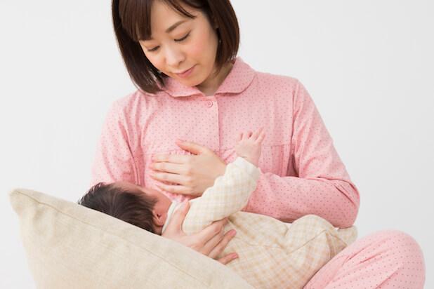 授乳のときの痛み